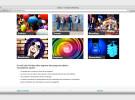 site Ideaaz - página inicial rodapé