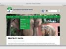 página interna - Santuário de Elefantes