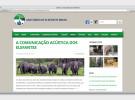 página de categoria - Site Santuário de Elefantes