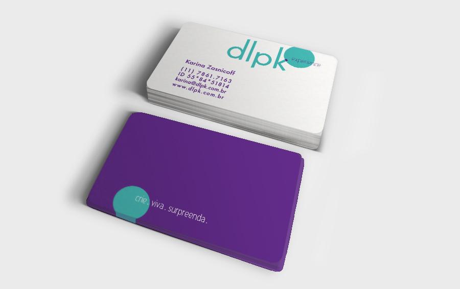 cartão dlpk