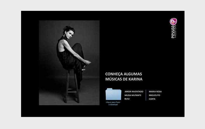 apresentação Karina Zeviani