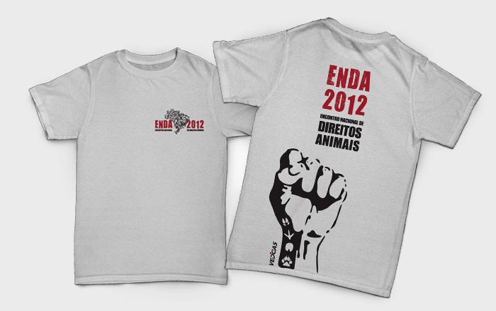 camisetas ENDA