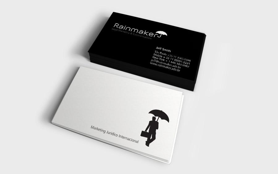 cartão Rainmaker