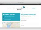 site Equipe Textual - Página interna