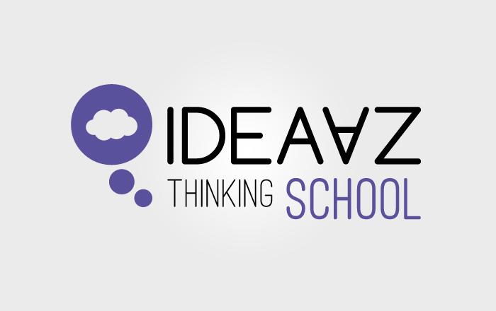 ideaaz thinking school logo